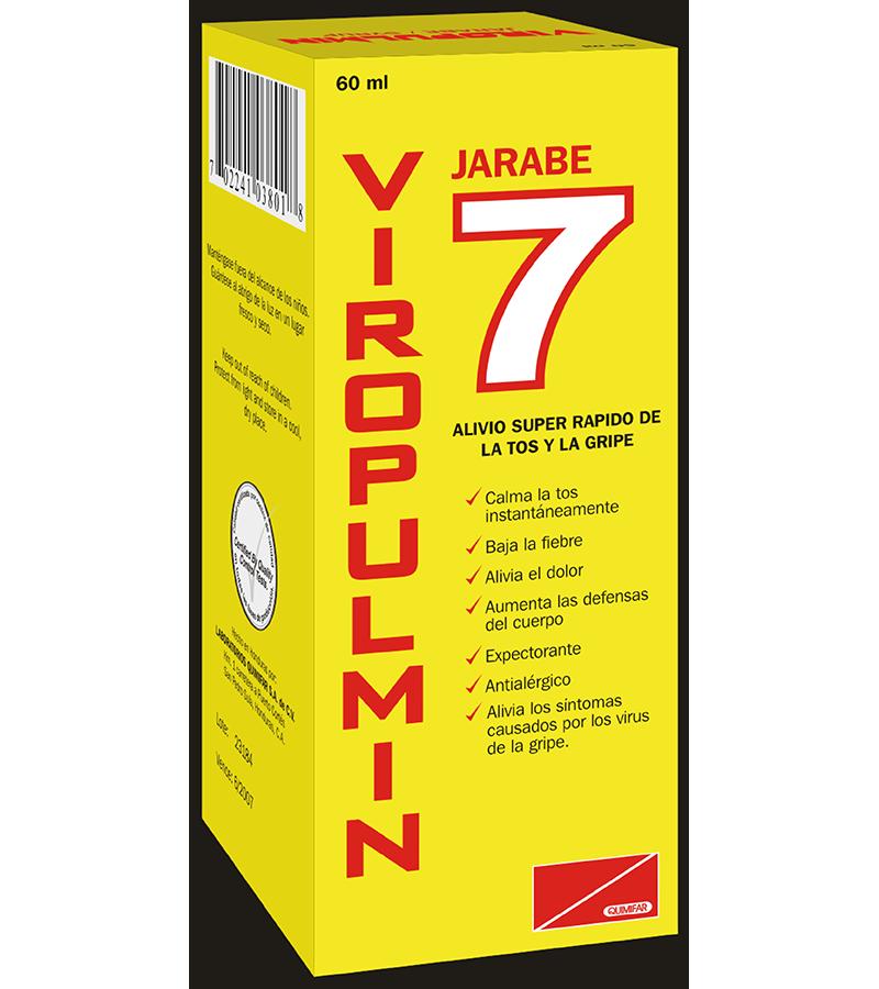 Viropulmin Jarabe 60 ml