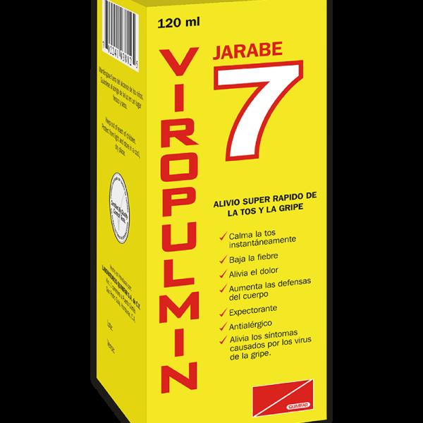 Viropulmin Jarabe 120 ml