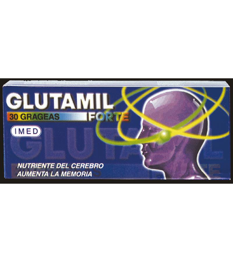 Glutamil Forte Tableta caja x30