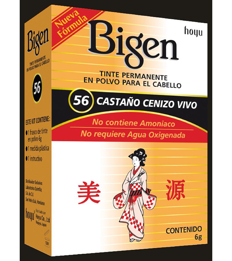 Tinte Bigen #56 Cenizo Vivo