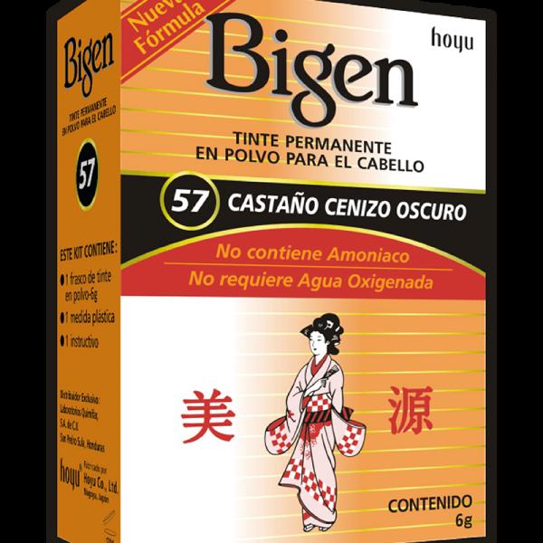 Tinte Bigen #57 Cenizo Oscuro