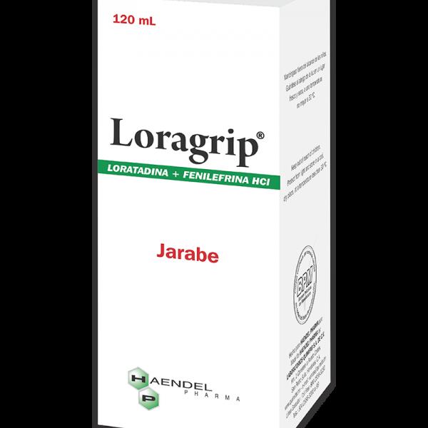 Loragrip Jarabe 120 ml