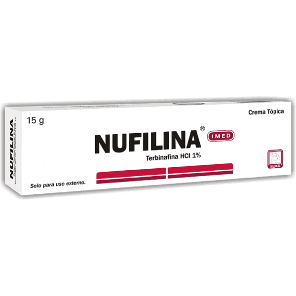 Nufilina Crema al 1% tubo 15 g