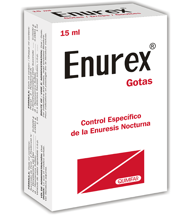 Enurex Gotas frasco 15 ml
