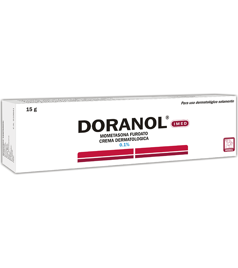 Doranol Crema Topica tubo 15 g
