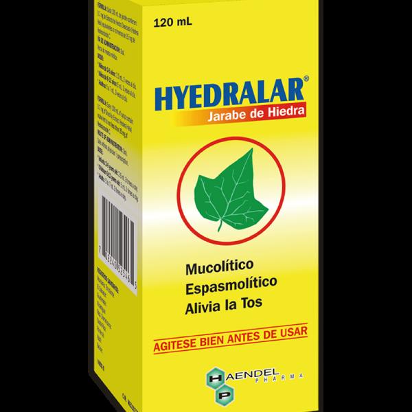 Hyedralar Jarabe 120 ml