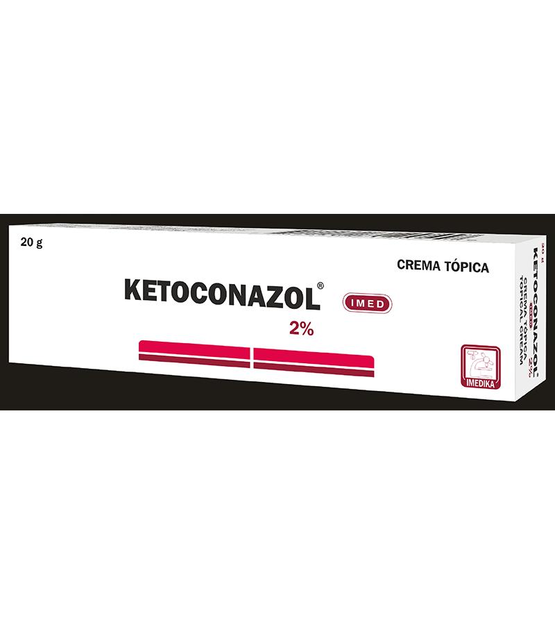 Ketoconazol Crema tubo 15 g
